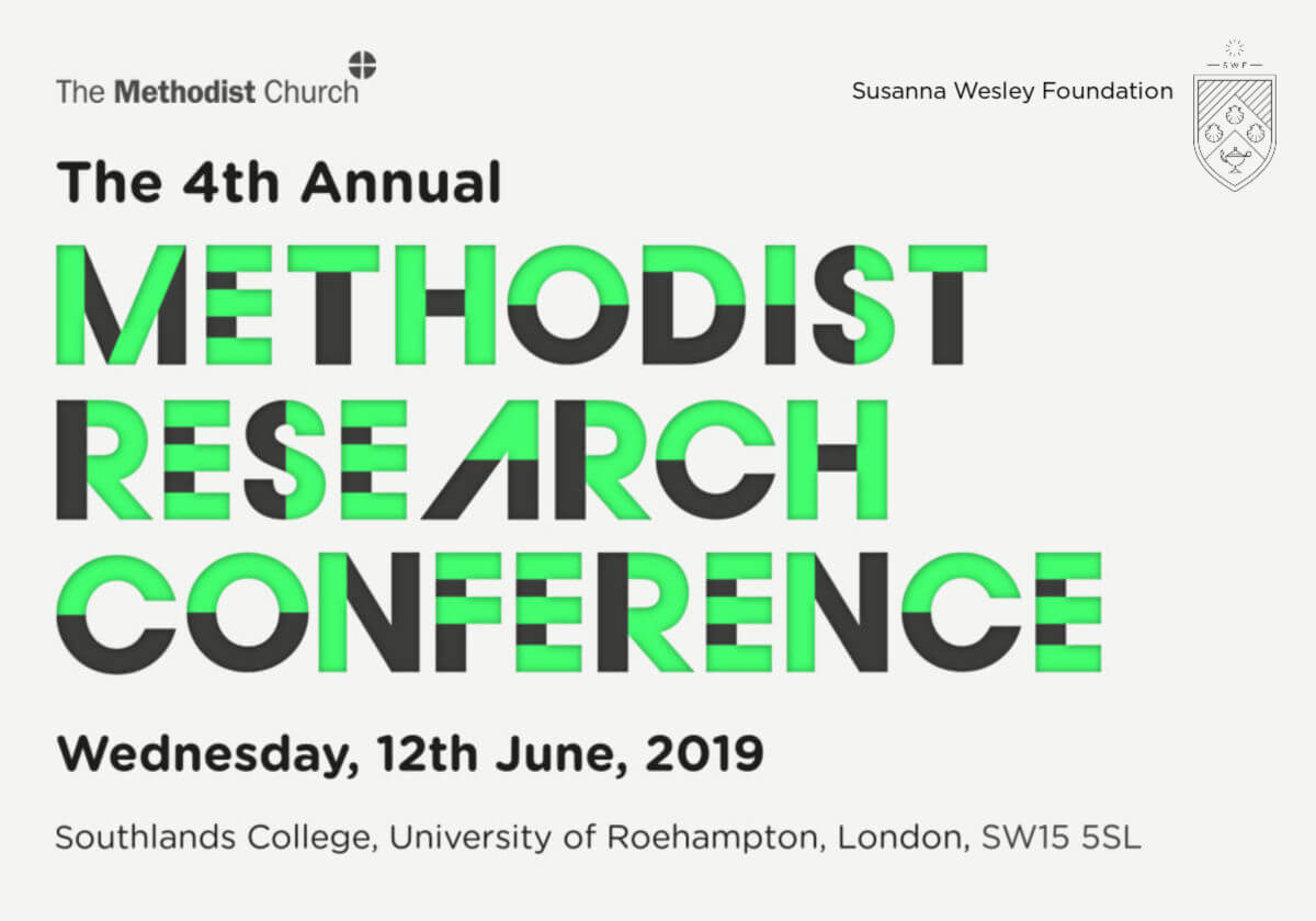 Methodist Annual Research Conference 2019