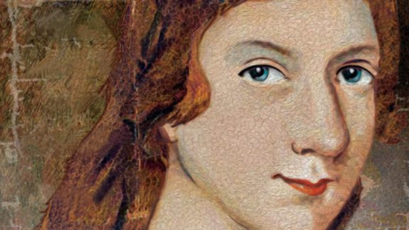 Painting of Maria Bronte