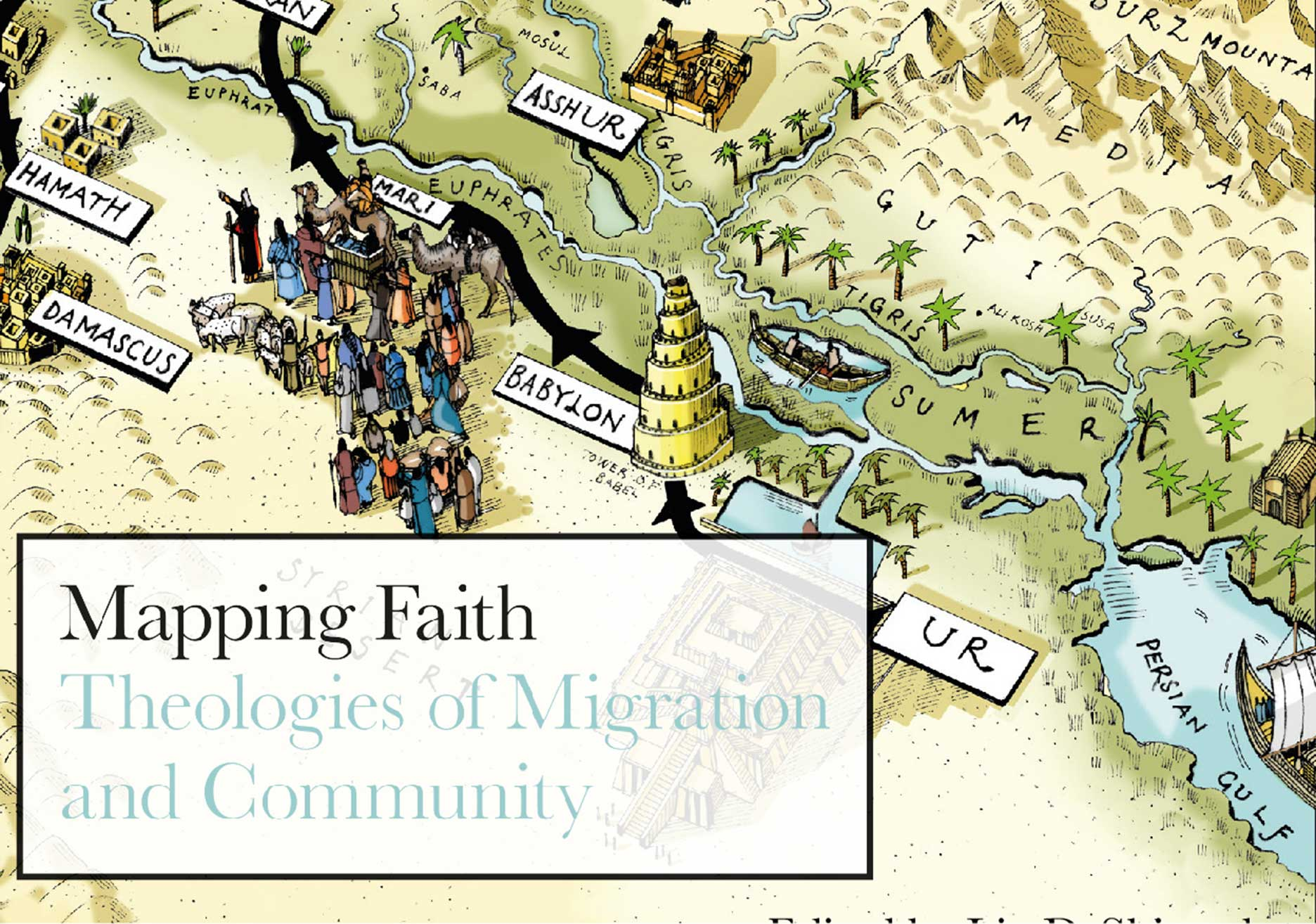 Sacred Texts in Migration: interfaith perspectives