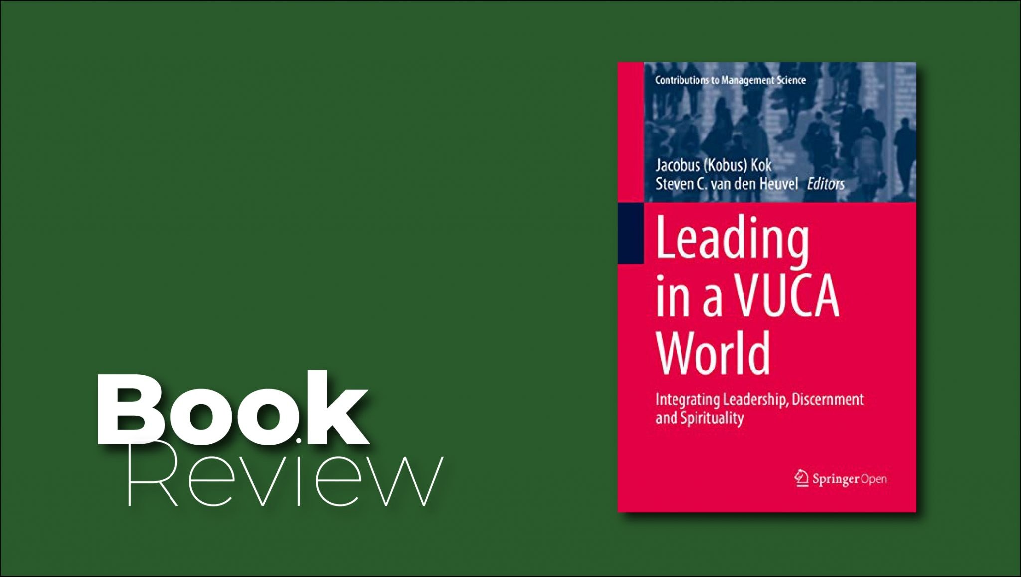 Book Review: Leading in a VUCA World